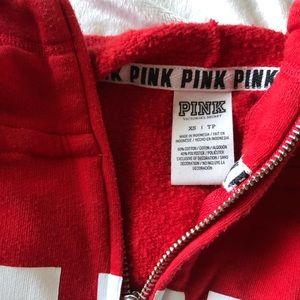 PINK Victoria's Secret Tops - PINK quarter zip